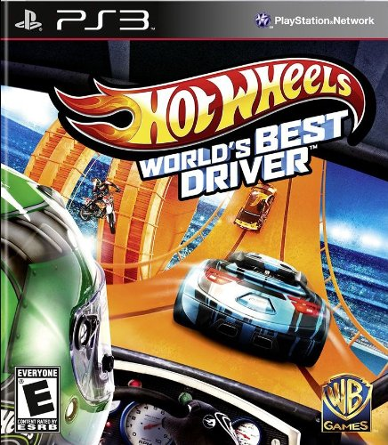 Hot Wheels: World's Best Driver-PlayStation 3 By: Eur:12,99 Ден1:799