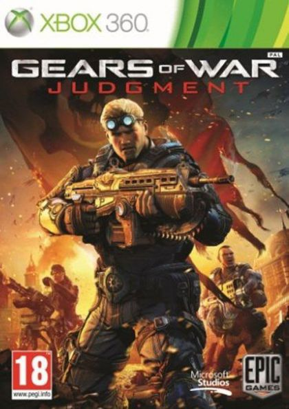 Gears of War: Judgement-Xbox 360 By:Epic Games Eur:9,74 Ден1:799