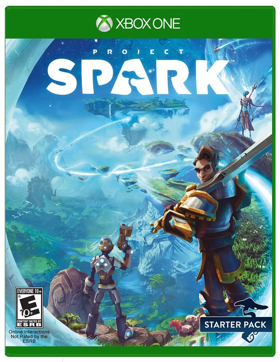 Project Spark-Xbox One                                                                                                                                 By:Team Dakota                                        Eur:47.1 Ден:2799