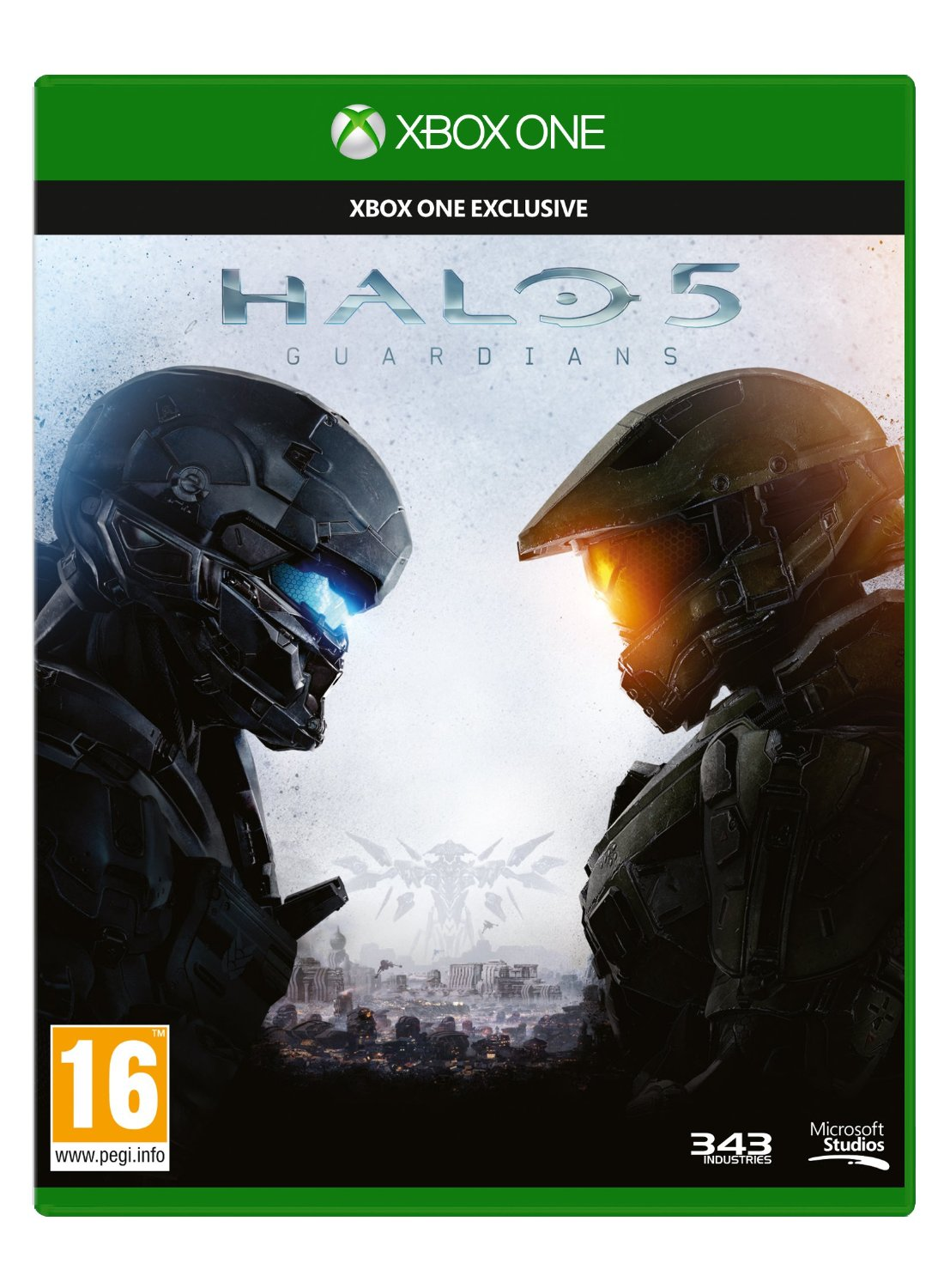 Halo 5: Guardians-Xbox One By:343 Industries Eur:52,02 Ден1:2799