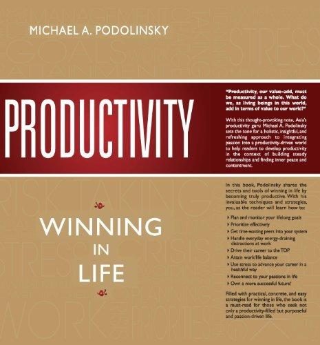 Productivity: Winning In Life                                                                                                                          By:Podolinsky, Michael                                Eur:13.0 Ден:1099