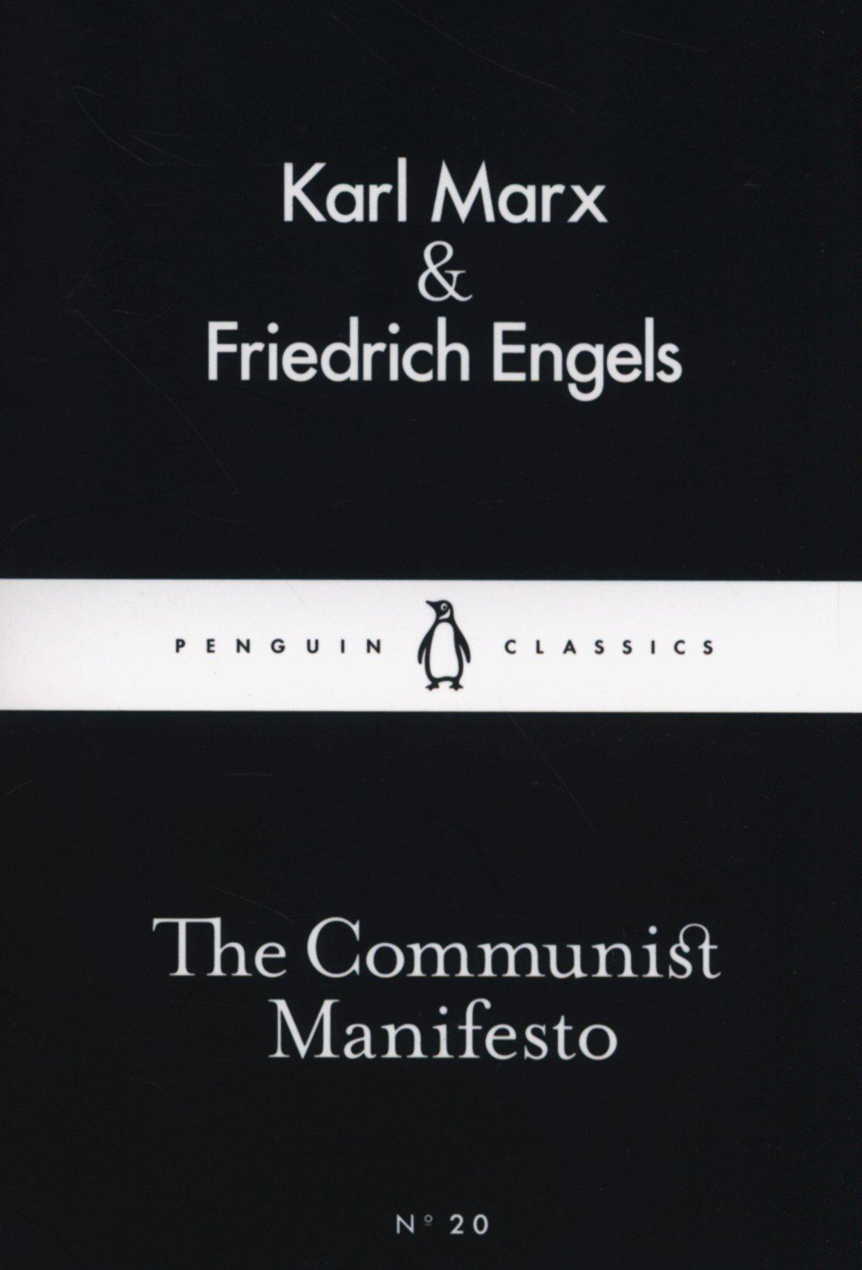 The Little Black Classics Communist Manifesto (Penguin Little Black Classics) By:Karl Marx; Friedrich Engels Eur:3,24 Ден1:69