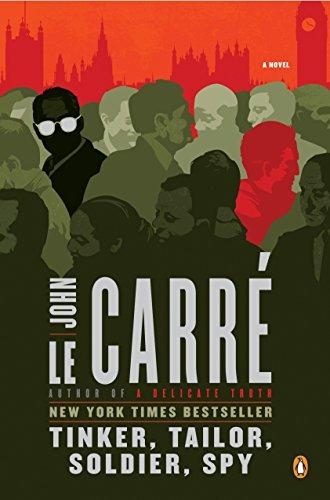 Tinker, Tailor, Soldier, Spy : A George Smiley Novel By:Carre, John Le Eur:24,37 Ден1:899