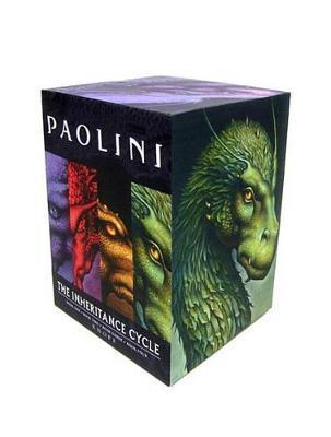 Inheritance Cycle 4-Book Paperbackback Boxed Set                                                                                                       By:Paolini, Christopher                               Eur:6.5 Ден:3099