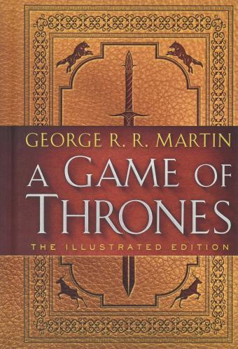 Game of Thrones (Illustrated)                                                                                                                          By:Martin, George R R ; Hodgman, John                 Eur:4.9 Ден:2299