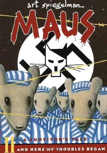 Maus II : A Survivor's Tale - And Here My Troubles Began By:Spiegelman, Art Eur:17,87 Ден1:899