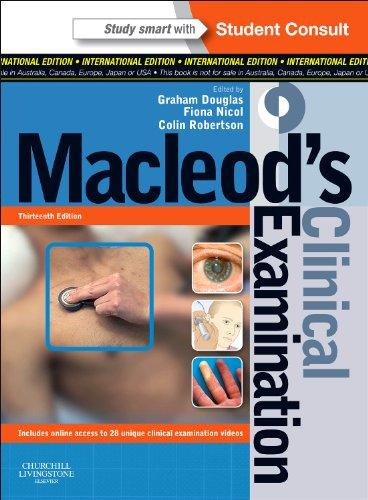 MacLeod's Clinical Examination                                                                                                                         By:NA                                                 Eur:97.5 Ден:1799