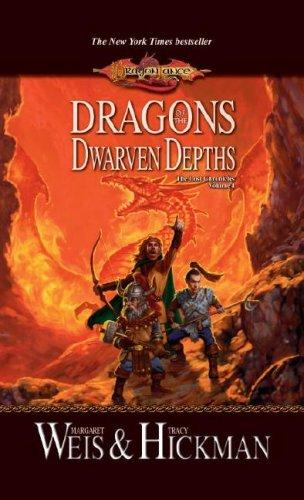 Dragons Of The Dwarven Depths By:Weis, Margaret Eur:8,11 Ден2:499