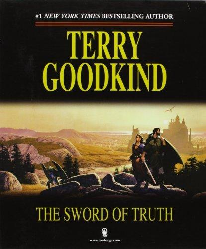 "The Sword of Truth, Boxed Set I, Books 1-3: Wizard's First Rule, Blood of the Fold ,Stone of Tears                                                    <br><span class=""capt-avtor""> By:Goodkind, Terry                                   </span><br><span class=""capt-pari""> Ден:1499</span>"