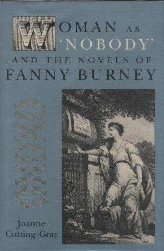 "Woman as ""Nobody"" and the Novels of Fanny Burney By:Cutting-Gray, Joanne Eur:16,24 Ден2:599"