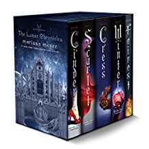 The Lunar Chronicles Boxed Set : Cinder, Scarlet, Cress, Fairest, Winter By:Meyer, Marissa Eur:48,76 Ден1:5899
