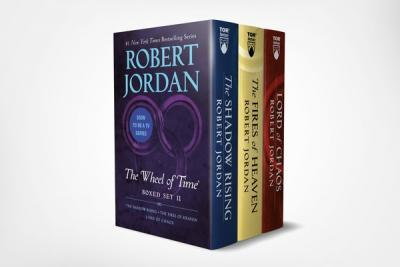 Wheel of Time Premium Boxed Set II : Books 4-6 (the Shadow Rising, the Fires of Heaven, Lord of Chaos) By:Jordan, Robert Eur:32,50 Ден1:1899