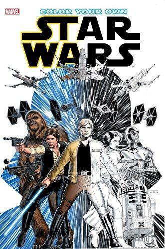 Color Your Own Star Wars                                                                                                                               By:Larroca, Salvador (Illustrator)                    Eur:14.6 Ден:599