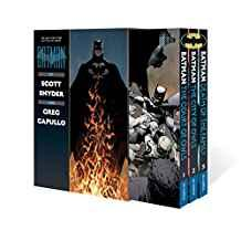 Batman by Scott Snyder & Greg Capullo Box Set                                                                                                          By:Snyder, Scott ; Capullo, Greg                      Eur:14.6 Ден:2999