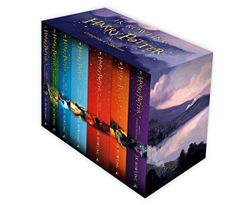 Harry Potter Box Set: The Complete Collection (Children's Paperback) By:Rowling, J. K. Eur:71,53 Ден1:4799