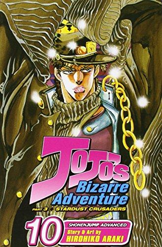JoJo's Bizarre Adventure: Part 3--Stardust Crusaders, Vol. 10 (10)                                                                                     By:Araki, Hirohiko                                    Eur:19.50 Ден:549