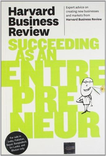 Harvard Business Review on Succeeding as an Entrepreneur                                                                                               By:Review, Harvard Business                           Eur:27.6 Ден:899