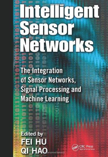 Intelligent Sensor Networks: The Integration of Sensor Networks, Signal Processing and Machine Learning                                                By:Fei (edt) Hu                                       Eur:65.0 Ден:5599
