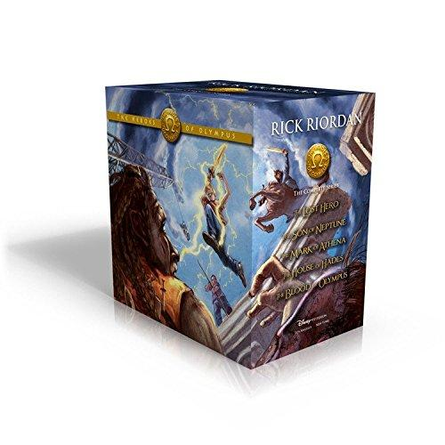 The Heroes of Olympus Paperback Boxed Set By:Riordan, Rick Eur:16,24 Ден1:2599