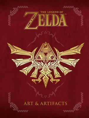 The Legend of Zelda: Art & Artifacts By: Eur:11,37 Ден1:2099
