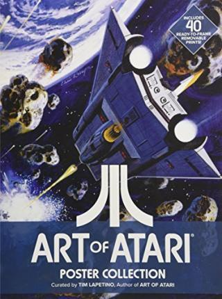 Art of Atari Poster Collection By:None Eur:76,41 Ден1:1399