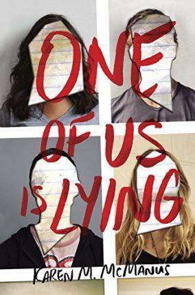 One of Us Is Lying By:McManus, Karen M Eur:12,99 Ден1:599