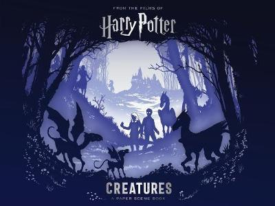 Harry Potter - Creatures : A Paper Scene Book By:Bros., Warner Eur:16,24 Ден1:1899