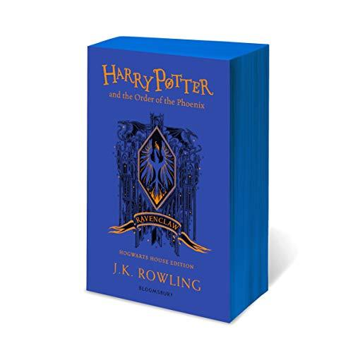 Harry Potter and the Order of the Phoenix - Ravenclaw Edition By:Rowling, J.K. Eur:71,53 Ден1:999