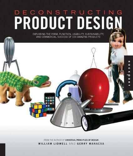 Deconstructing Product Design: Exploring the Form, Function, Usability, Sustainability, and Commercial Success of 100 Amazing Products                 By:Lidwell, William                                   Eur:29.3 Ден:1299
