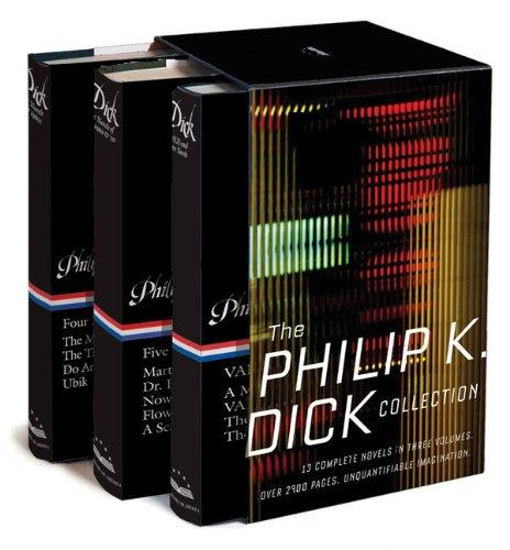 The Philip K. Dick Collection : A Library of America Boxed Set By:Dick, Philip K Eur:12,99 Ден1:5499