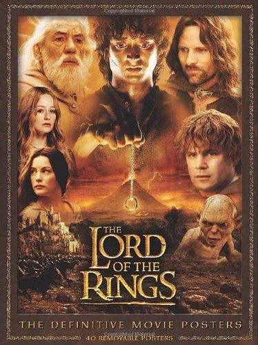 The Lord of the Rings : The Definitive Movie Posters By:Cinema, New Line Eur:21,12 Ден1:1299