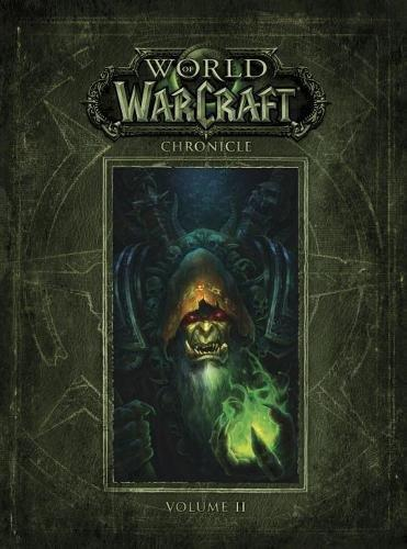 World of Warcraft Chronicle Volume 2                                                                                                                   By:Blizzard Entertainment                             Eur:9.74 Ден:2399