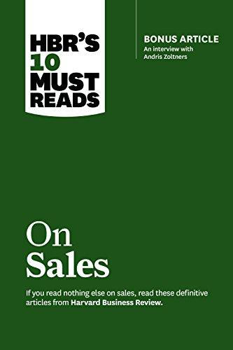 HBR's 10 Must Reads on Sales (with bonus interview of Andris Zoltners) (HBR's 10 Must Reads) : Bonus Article: An Interview with Andris Zoltners By:Kotler, Philip Eur:17,87 Ден2:1199