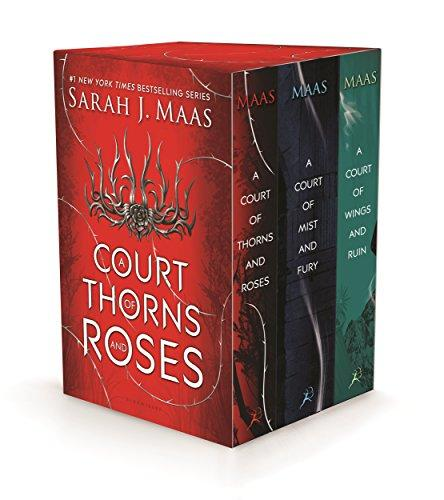 A Court of Thorns and Roses Box Set By:Maas, Sarah J Eur:48,76 Ден1:3099