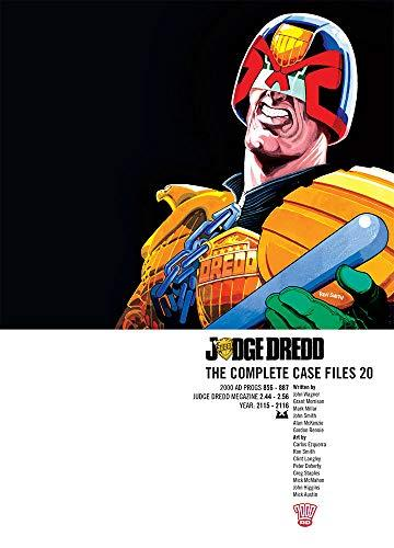 Judge Dredd: v. 20 : The Complete Case Files By:Wagner, John Eur:32,50 Ден1:1699