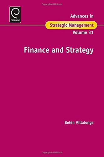 Finance and Strategy (Advances in Strategic Management)                                                                                                By:Villalonga, Belen                                  Eur:8.1 Ден:9799