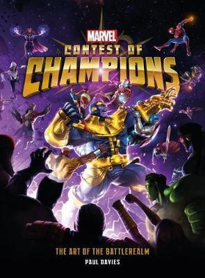 Marvel Contest of Champions: The Art of the Battlerealm By:Davies, Paul Eur:76,41 Ден1:2099