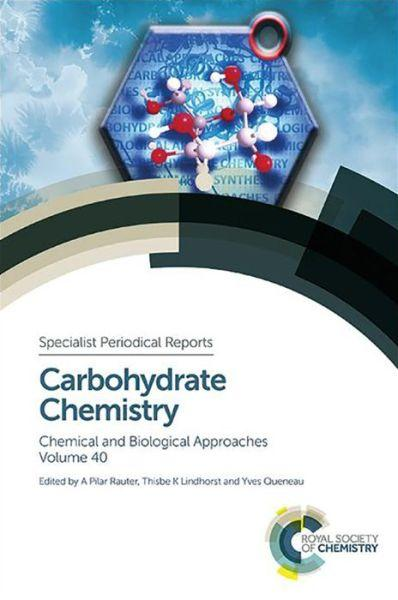 Carbohydrate Chemistry: Volume 40                                                                                                                      By:Rauter, Amelia Pilar                               Eur:35.8 Ден:24599
