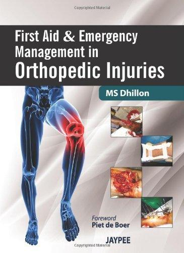 First Aid and Emergency Management in Orthopedic Injuries                                                                                              By:Boer, Piet De                                      Eur:30.9 Ден:1440