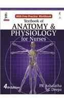 Textbook of Anatomy and Physiology for Nurses                                                                                                          By:Ashalatha, P. R.                                   Eur:113.8 Ден:3299